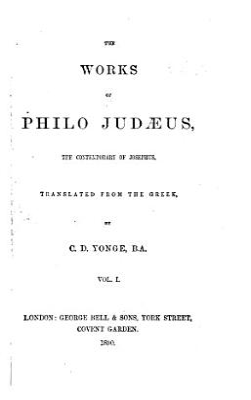 The Works of Philo Jud  us PDF