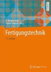 Fertigungstechnik: Ausgabe 11