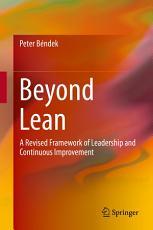 Beyond Lean PDF