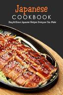 Japanese Cookbook PDF