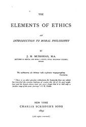 The Elements of Ethics: An Introduction to Moral Philosophy