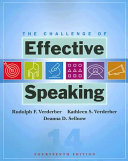 The Challenge of Effective Speaking PDF