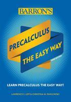 Precalculus  The Easy Way PDF