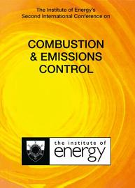 The Institute Of Energy S Second International Conference On COMBUSTION   EMISSIONS CONTROL