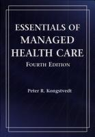 Essentials of Managed Health Care PDF