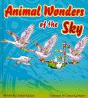Animal Wonders of the Sky