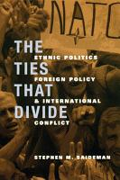 The Ties That Divide PDF