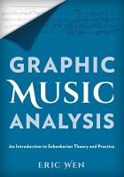 Graphic Music Analysis PDF