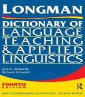 Longman Dictionary of Language Teaching and Applied Linguistics: Edition 4