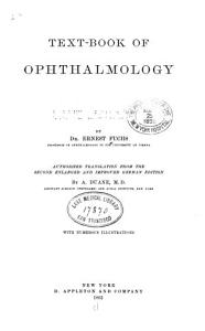 Text book of Ophthalmology