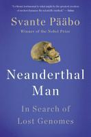 Neanderthal Man PDF