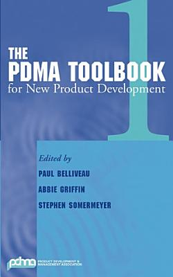 The PDMA ToolBook 1 for New Product Development PDF