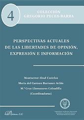 Perspectivas actuales de las libertades de opinión, expresión e información