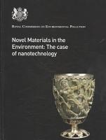 Novel Materials in the Environment PDF