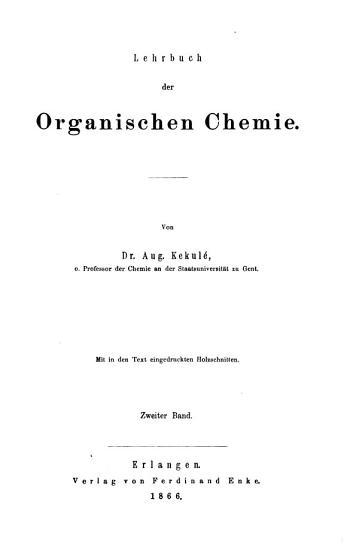 Lehrbuch der organischen Chemie PDF