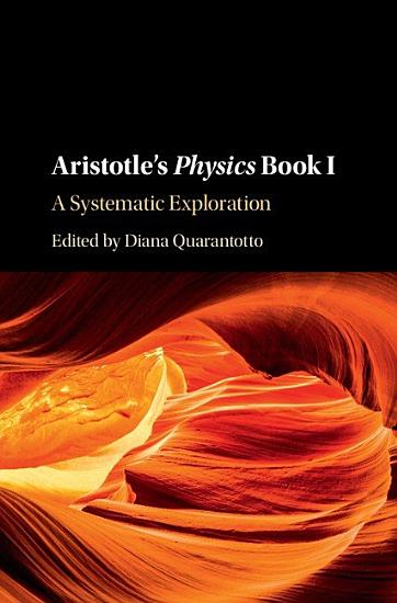 Aristotle s Physics Book I PDF