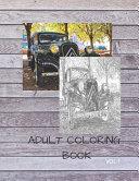 Adult Coloring Book Vol 1