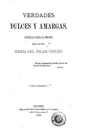 Verdades dulces y amargas: páginas para la mujer