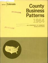 County Business Patterns, Colorado: Volume 3