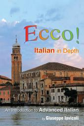 ECCO!: An Introduction to Advanced Italian