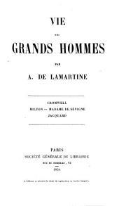 Vie des grands hommes: Volume3