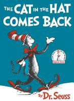 The Cat in the Hat Comes Back PDF