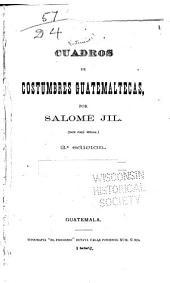 Cuadros de costumbres guatemaltecas