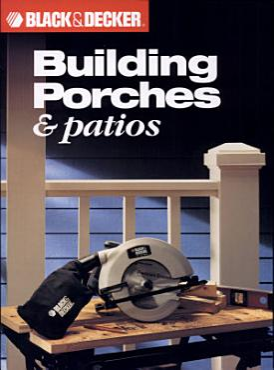 Black   Decker Building Porches   Patios PDF