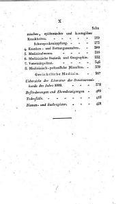 Jahrbuch der Staatsarzneikunde