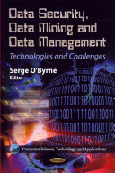 Data Security  Data Mining  and Data Management PDF