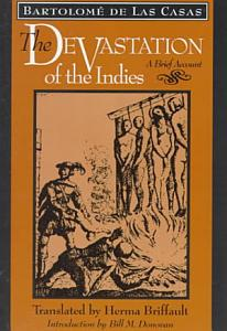 The Devastation of the Indies Book