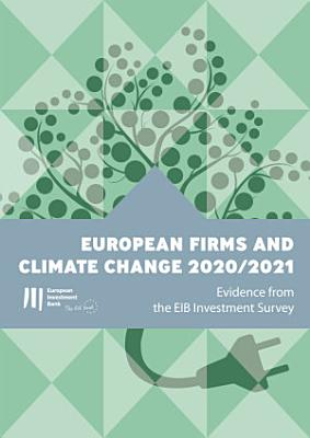 European firms and climate change 2020 2021