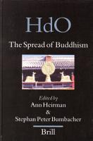 The Spread of Buddhism PDF