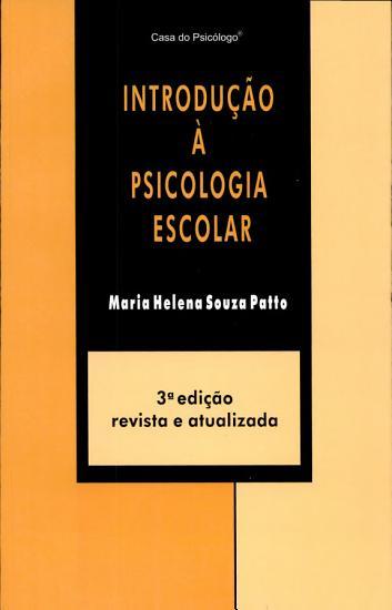 Introducao a Psicologia Escolar PDF