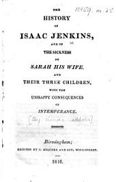 The History of Isaac Jenkins, Etc. [By Thomas Beddoes.]