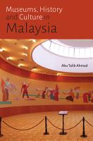 Museums  History and Culture in Malaysia PDF