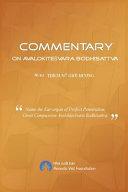 Commentary on Avalokitesvara Bodhisattva