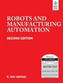 Robots And Manufacturing Automation  2Nd Ed PDF