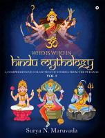 Who is Who in Hindu Mythology   VOL 2 PDF