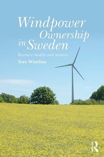 Windpower Ownership in Sweden PDF