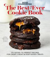 Good Housekeeping The Best Ever Cookie Book PDF