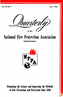 Quarterly of the National Fire Protection Association PDF