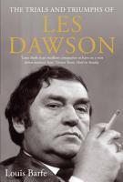 The Trials and Triumphs of Les Dawson PDF