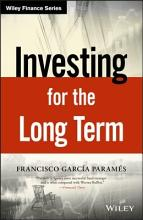 Investing for the Long Term PDF