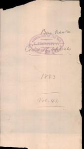 Court of Appeals 1883