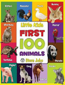 Little Kids First 100 Animals Book PDF
