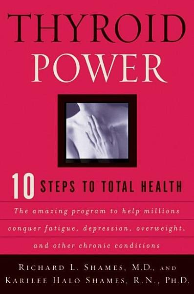 Download Thyroid Power Book