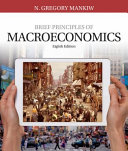 Brief Principles of Macroeconomics   Mindtap Economics  1 Term   6 Months Access Card PDF