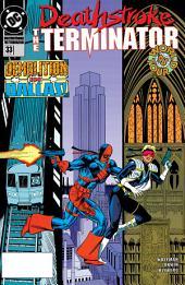 Deathstroke (1994-) #33