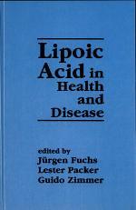 Lipoic Acid in Health and Disease
